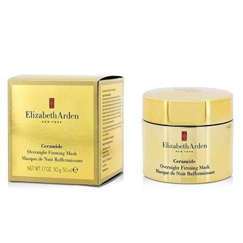 Elizabeth Arden Nočné hydratačné a spevňujúce maska (Ceramide Overnight Firming Mask) 50 ml