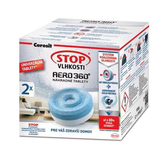Henkel Ceresit Stop vlhkosti - 2tablety AERO 2x450g