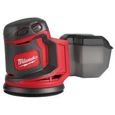 Milwaukee M18 BOS125-0 M18™ 125 mm excentrická brúska