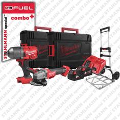 Milwaukee COMBO M18 FUEL™, FHIWF12-0X + CAG125XPDB-0X