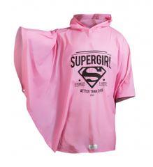 Supergirl Pláštěnka pončo Supergirl – ORIGINAL