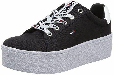Tommy Hilfiger Sneakersy Tommy Jeans Flatform EN0EN00237-403 (rozmiar 41)