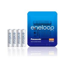 Panasonic Eneloop baterije AAA, 4 komada