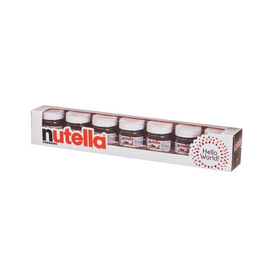Ferrero Nutella World 7 x 30g - DOPRAVA ZDARMA