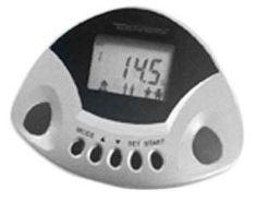 SEDCO Měřič tělesného tuku stříbrný 70x44x18