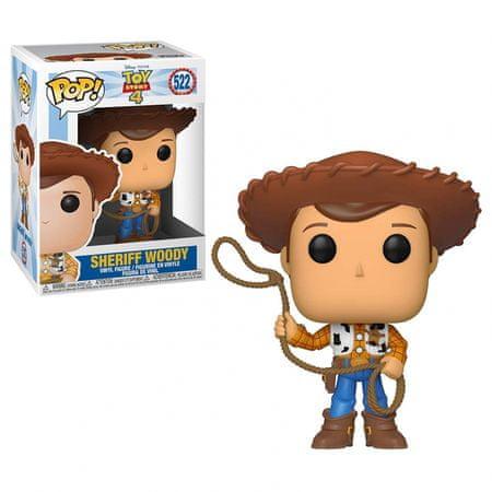 Funko POP! Disney: Toy Story 4 figurica, Woody #522