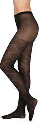 Evona Dámské punčochové kalhoty Amanda 999 Černé