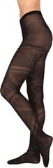Evona Dámské punčochové kalhoty Glorie 999 Černé