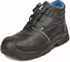 Cerva Zimná pracovná obuv Cerva XT O2 čierna 36