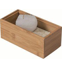 Compactor Bamboo úložný organizér Box S - 15 x 7,5 x 6,5 cm