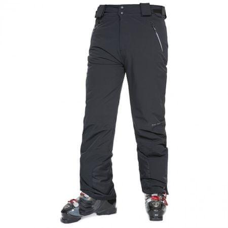 Trespass Pitstop moške smučarske hlače, črne, XL