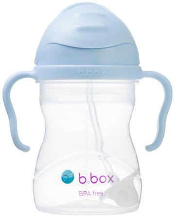 b.box steklenica s slamico - žvečilni gumi