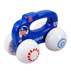 HMStudio Chrastící autíčko Policie
