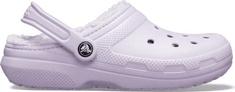 Crocs Dámské boty Crocs CLASSIC Lined Clog fialová