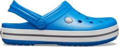 Crocs Pánske topánky Crocs Crocband hnedá expresso