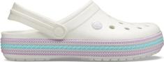 Crocs Dámske topánky Crocs Crocband Šport Cord Clog ružová