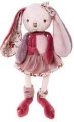 Bukowski Bukowski BIBI zajíček holčička, růžová sukně (25 cm)