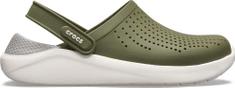 Crocs Dámske topánky Crocs LiteRide Clog ružová / biela