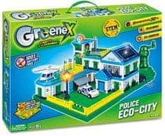 HMStudio Greenex - Eko-město Policie