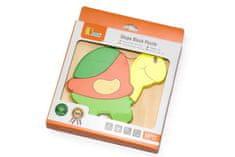 Viga Puzzle pro nejmenší - želva