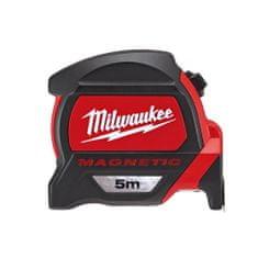 Milwaukee 12 x Meter, zvinovací PREMIUM MAGNETIC 5M/27MM