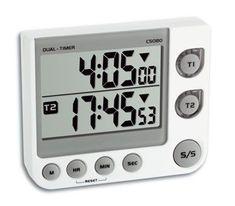 TFA 38.2025 elektronikus időzítő stopperrel