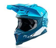 Acerbis X-Racer VTR white/blue přilba