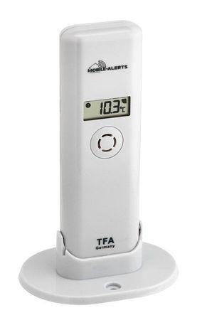 TFA 30.3303.02 WeatherHub vezeték nélküli hőmérséklet- és páratartalom-érzékelő