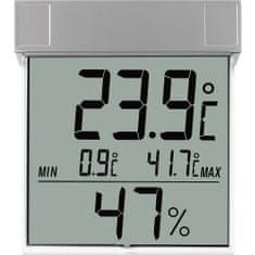 TFA 30.5020 VISION Cyfrowy termometr z higrometrem do okien