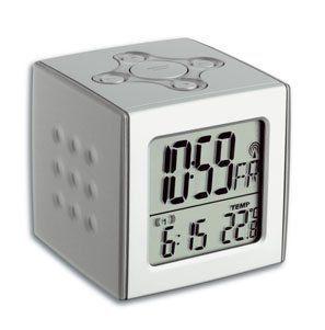 TFA 60,2517 CUBO rádiós ébresztőóra