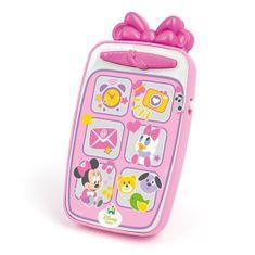 Clementoni Minnie - môj prvý telefón