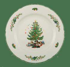 Seltmann Weiden Marie-Luise Weihnachten Dezertní talíř 20 cm