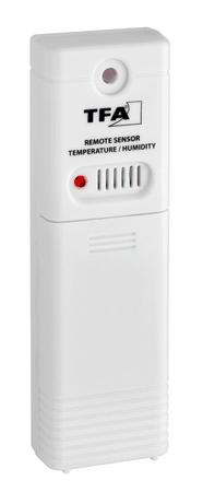 TFA 30.3221.02 Dodatkowy czujnik temperatury i wilgotności