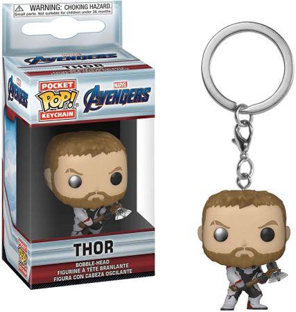 Funko POP! Avengers: Endgame obesek za ključe, Thor