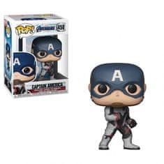 Funko POP! Avengers: Endgame figura, Captain America #450