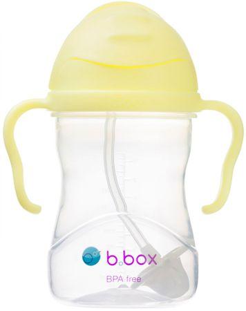 b.box steklenica s slamico - banana split