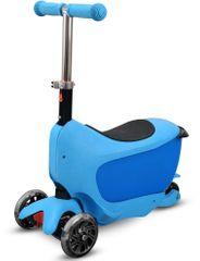Buddy Toys BPC 4310 Háromkerekű robogó, Kék