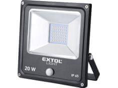 Extol Light Reflektor LED s pohybovým čidlem, 1400lm