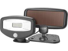 Extol Light Svietidlo LED solárne s pohybovým senzorom, 16xLED, 100 lm, IPX4