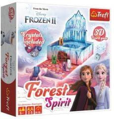 Trefl Forest Spirit 3D Jégvarázs II/Frozen II társasjáték 26x26x8cm dobozban