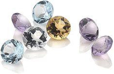 Hot Diamonds Elementy z topás, ametystov a citrínu Hot Diamonds Anais AG005