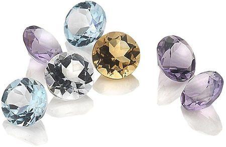 Hot Diamonds Topáz, ametiszt és citrín elemek Hot Diamonds Anais AG005