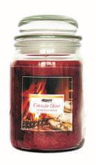 Airpure Vonná svíčka, 510 g, Fireside Glow