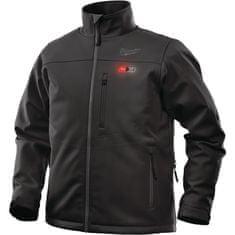 Milwaukee M12 HJBL4-0(L) M12™ prémiova vyhrievaná bunda - čierna
