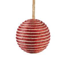 Butlers Ozdoba provázková koule 8 cm