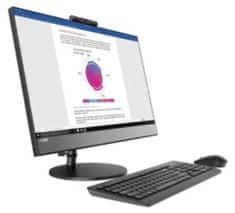 Lenovo AiO V530 i5-9400T 8/256 23,8 W10P računalnik (10UW00FQZY)