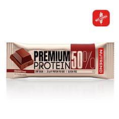 Nutrend Premium 50% Protein bar 16x50 g