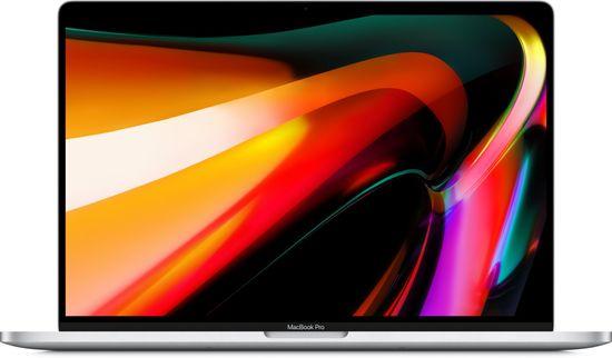 Apple MacBook Pro 16 Touch Bar (MVVM2SL/A) Silver - SK klávesnice - použité
