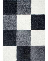 Ayyildiz Kusový koberec Life Shaggy 1501 black