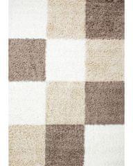 Ayyildiz Kusový koberec Life Shaggy 1501 mocca